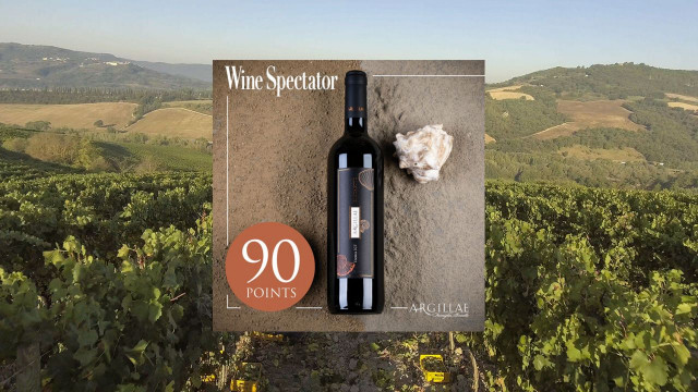 Grechetto 2018 unstoppable success - 90 pts by Wine Spectator